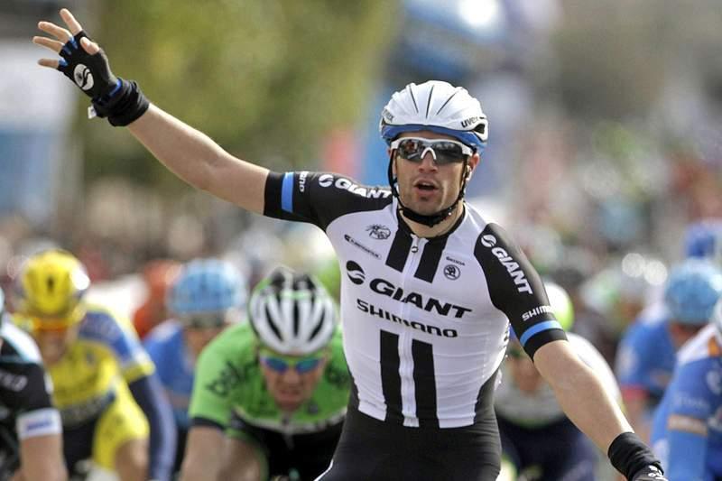 Luka Mezgec vence quinta etapa da Volta à Catalunha