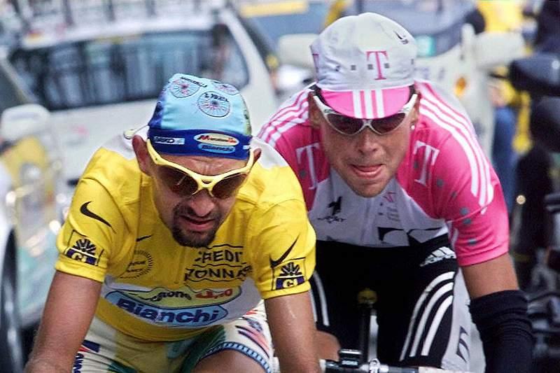 Três primeiros classificados do Tour de 1998 recorreram a EPO