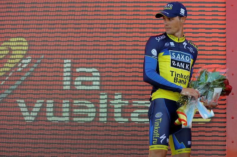 Nicolas dá o primeiro triunfo à família Roche na Vuelta