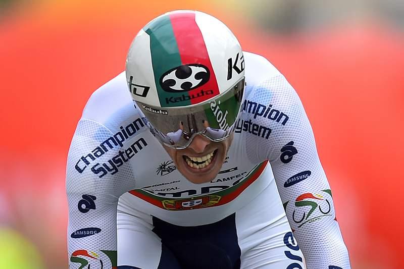 Rui Costa termina prólogo a 16 segundos do vencedor