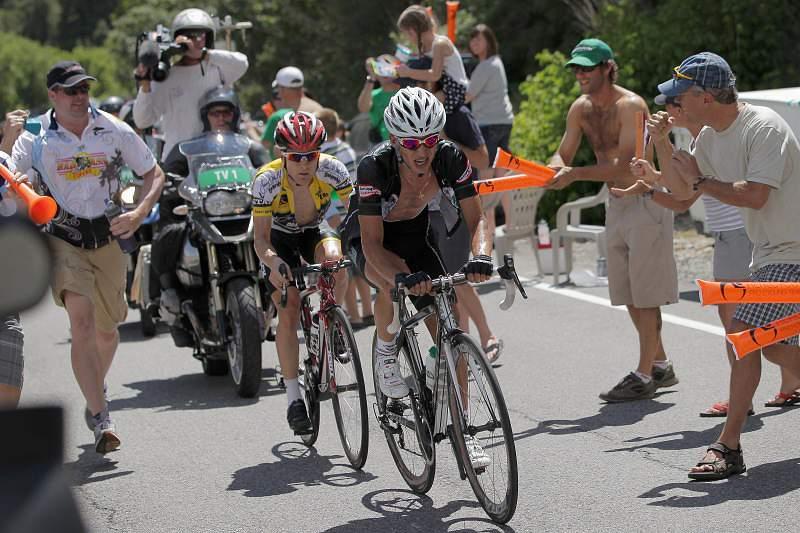 François Parisien vence quinta etapa