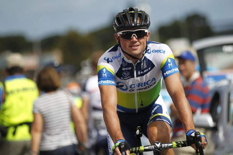 Simon Gerrans vence pela terceira vez o Tour Down Under