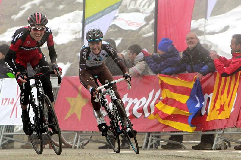 Norte-americano vence quarta etapa da Volta à Catalunha