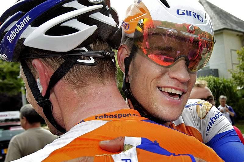 Theo Bos vence segunda etapa e lidera prova