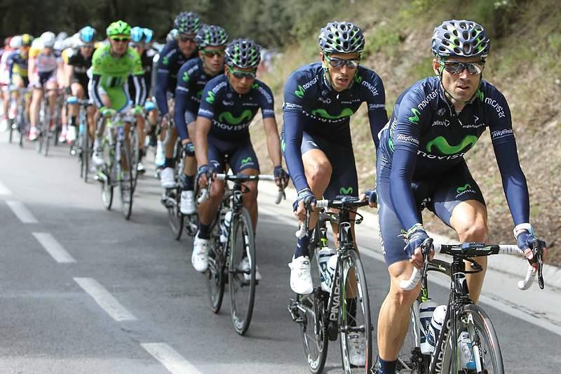 Valverde abandona Volta à Catalunha