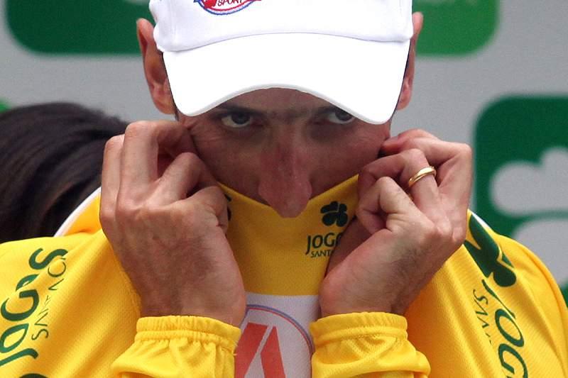 Kai Reus vence no Sabugal e Sabido mantém a amarela