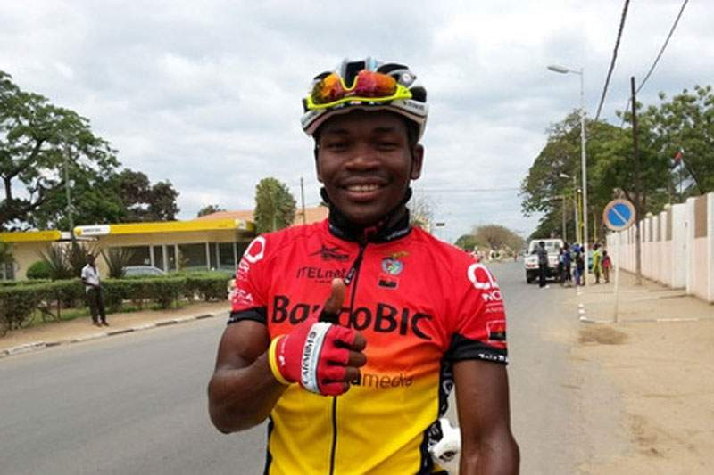 Prova de ciclismo centraliza atividades do aniversário de Luanda