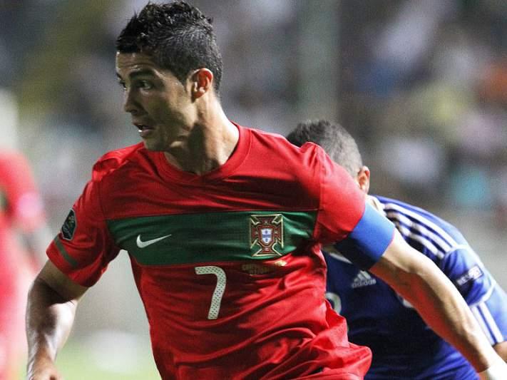 Portugal pode defrontar Argélia