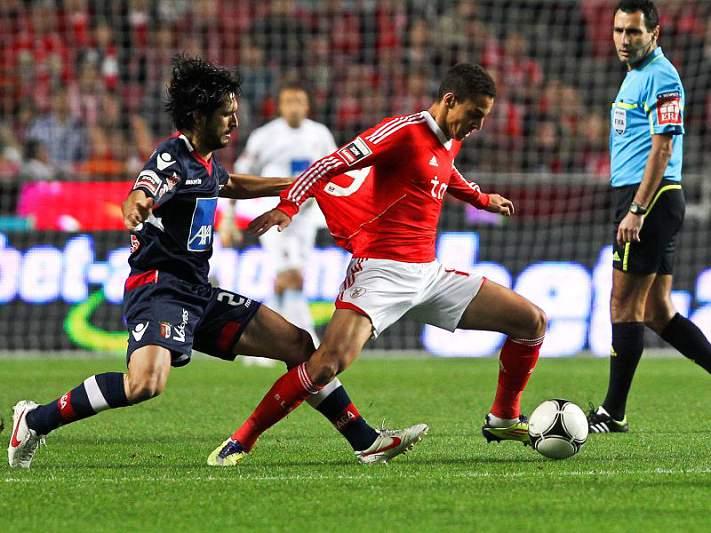 Benfica–SC Braga agendado para sábado
