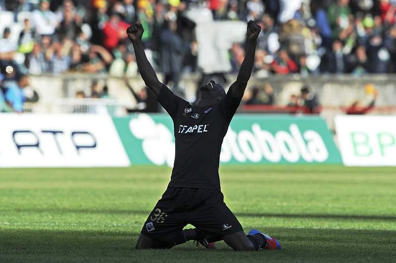 Edinho dois anos no SC Braga