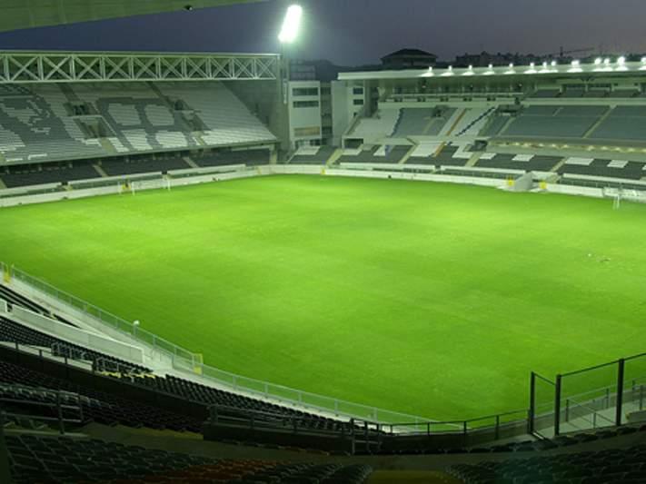Vitória de Guimarães B pode ser punido com jogos à porta fechada