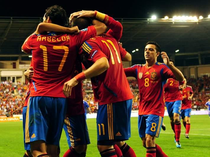 Espanha e Holanda serão cabeças de série