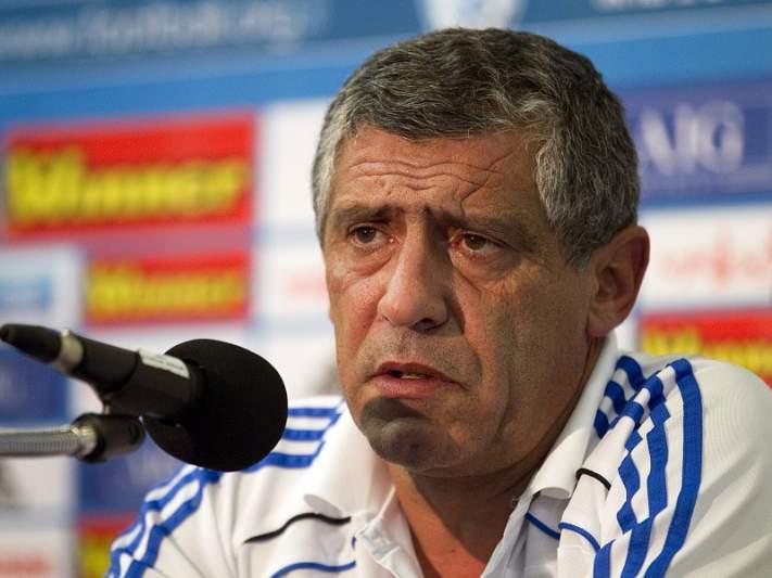 Paulo Bento e Fernando Santos querem defrontar-se na final do Euro2012