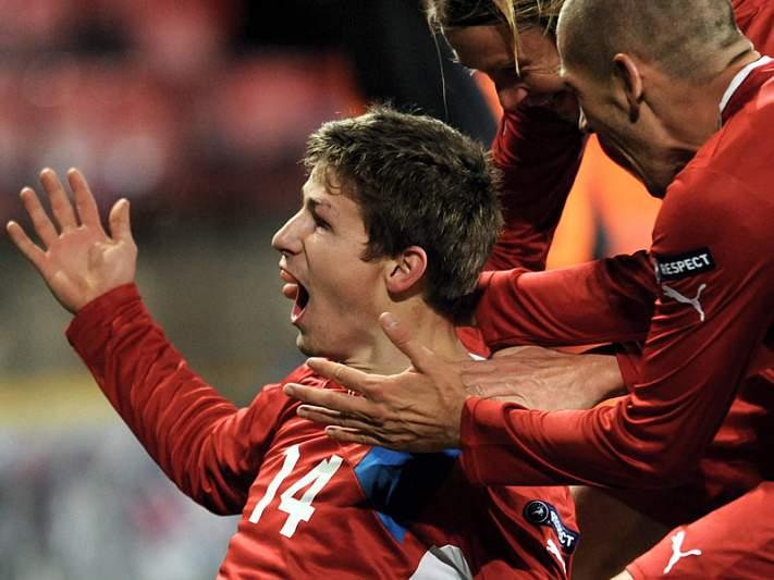 República Checa no campeonato da Europa