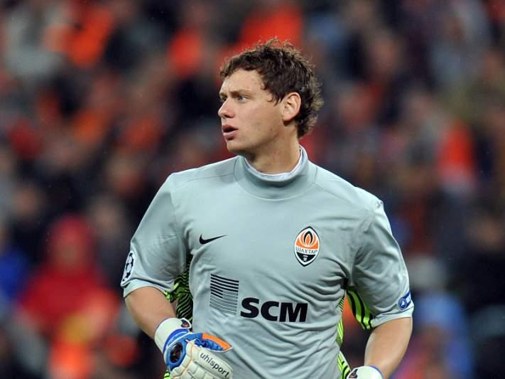 Guarda-redes Rybka, suspenso por doping, falha Euro2012