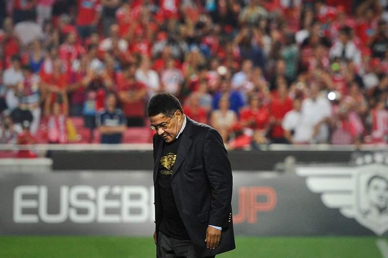 «Portugal chora a morte de Eusébio»