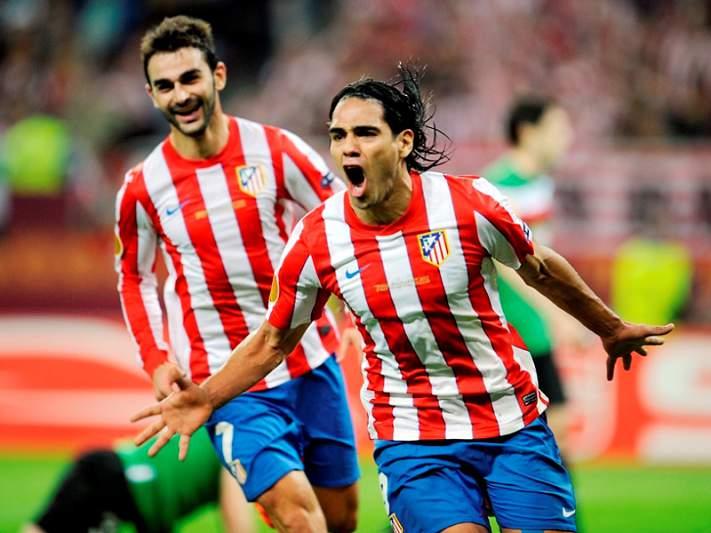 At. Madrid rejeitou 50 milhões por Falcao