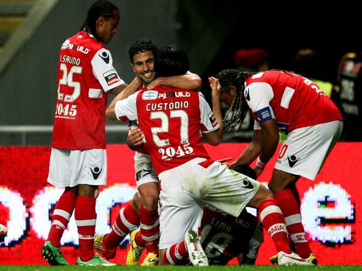 Sporting de Braga pode ascender à liderança