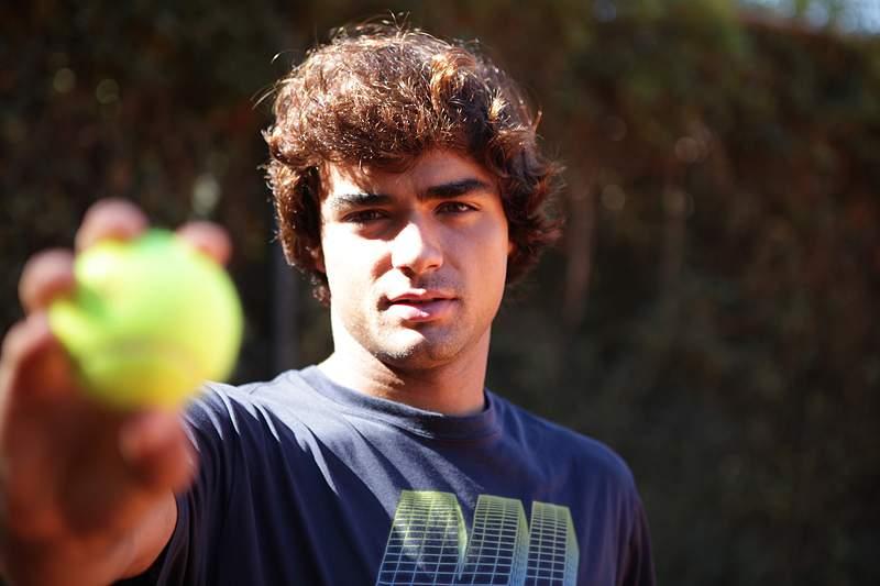 Frederico Silva sonha vencer Roland Garros ou Wimbledon no adeus aos juniores