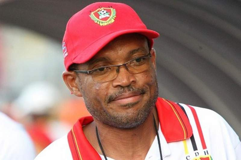 Trio namibiano apita Desportivo da Huíla-CF Mounana