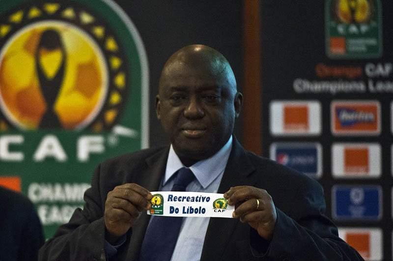 Primeira jornada da liga dos clubes de África fica incompleta