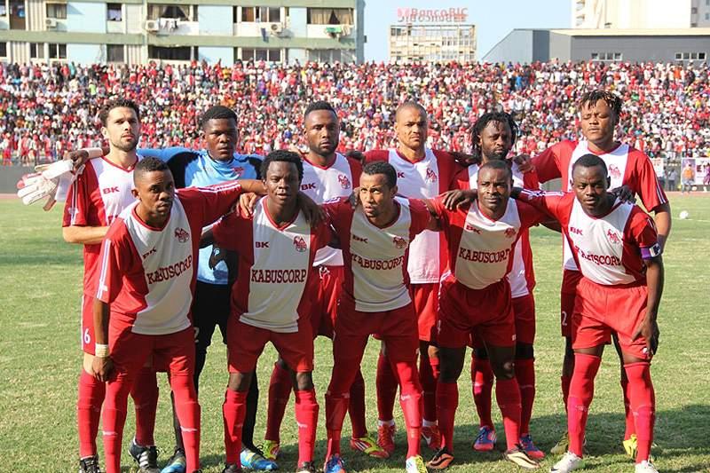 Kabuscorp é o 8.º clube a sagrar-se campeão angolano