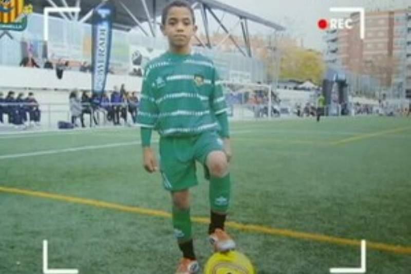 Menino de 12 anos dá nega ao Barcelona