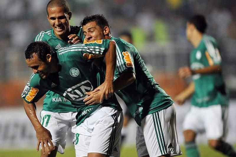 Palmeiras está de volta ao Brasileirão