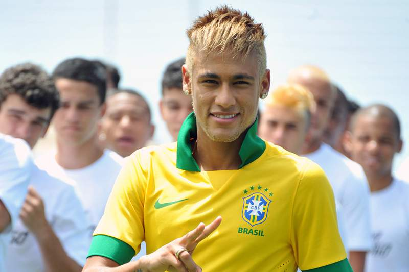 «Neymar é o Justin Bieber do futebol»