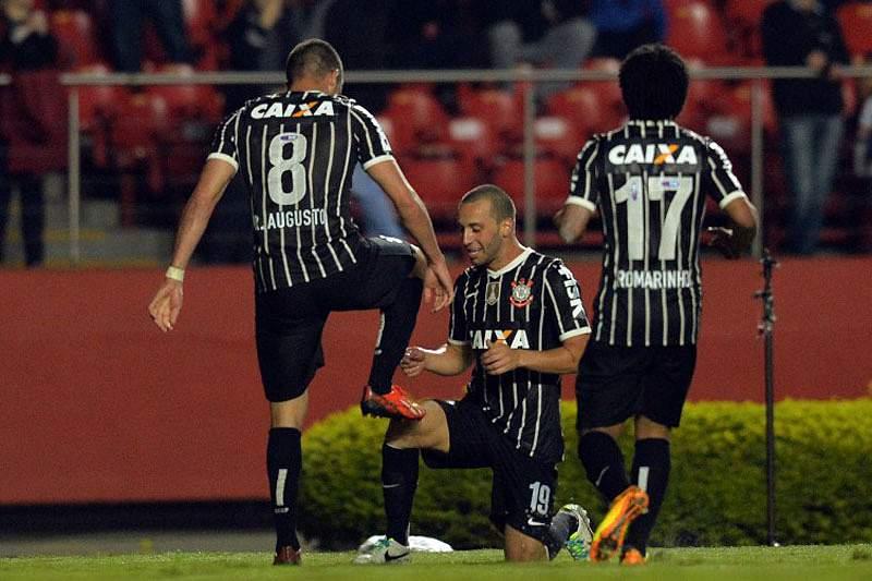 Corinthians conquista Supertaça Sul-americana