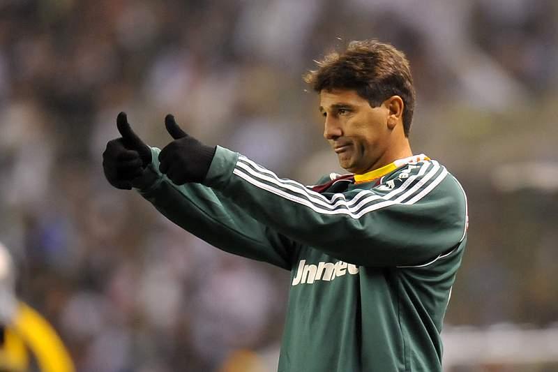 Renato Gaúcho confirmado como técnico do Fluminense