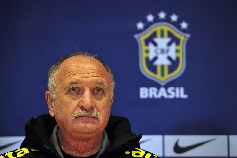Scolari retira Portugal dos candidatos a vencer o Mundial