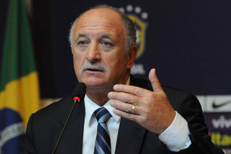 Scolari lamenta «grande perda» para o futebol