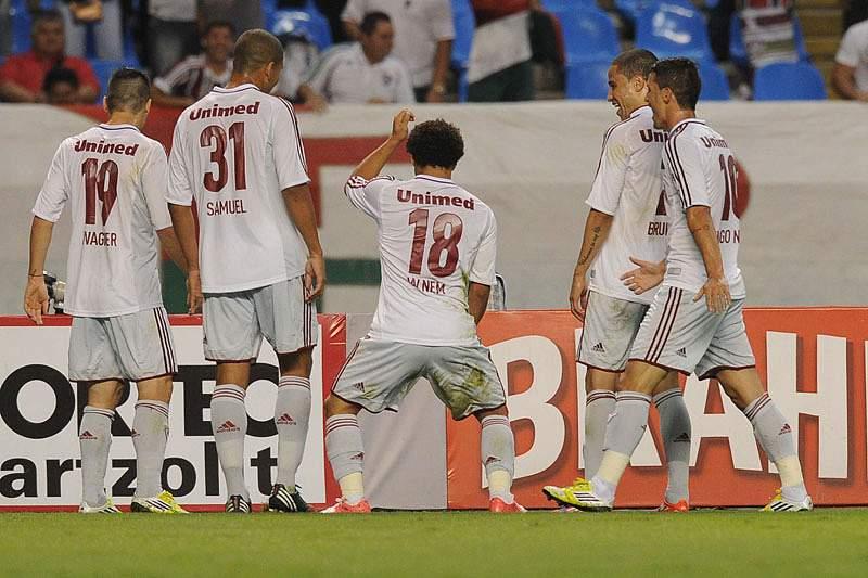 Fluminense estreia-se com vitória
