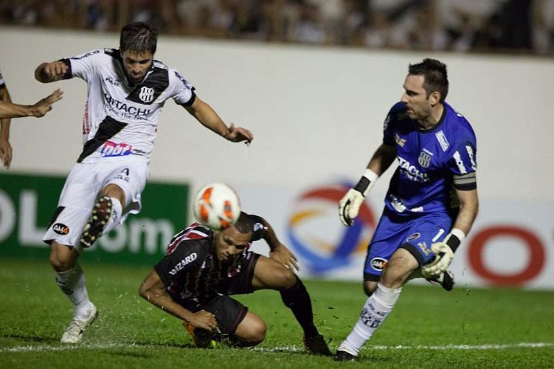 Ponte Preta qualificou-se para a final da Taça Sul-Americana