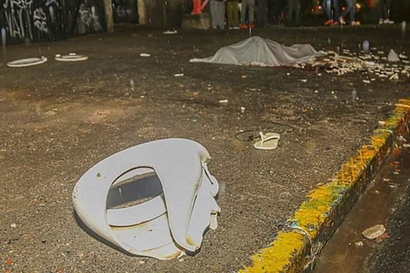 Sanita mata adepto no Brasil