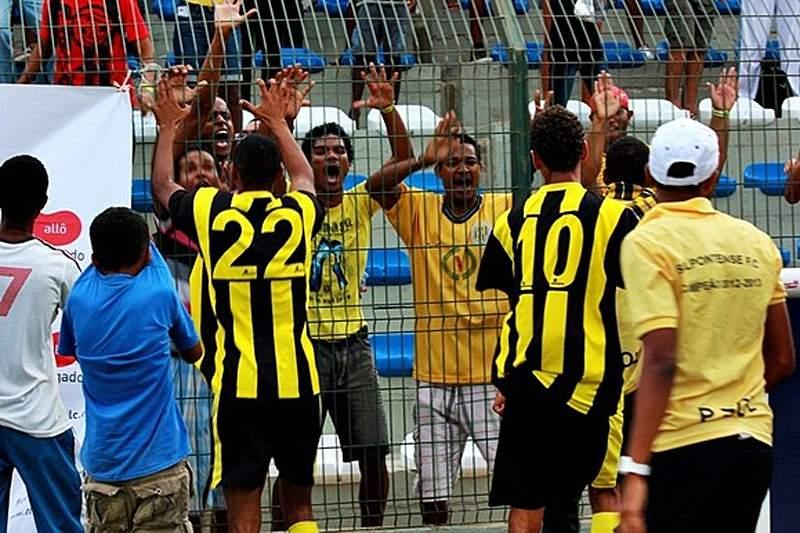 Solpontense é líder provisório da classificação do torneio de abertura