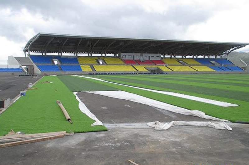 Federação de atletismo empenhada na certificação da pista do estádio nacional