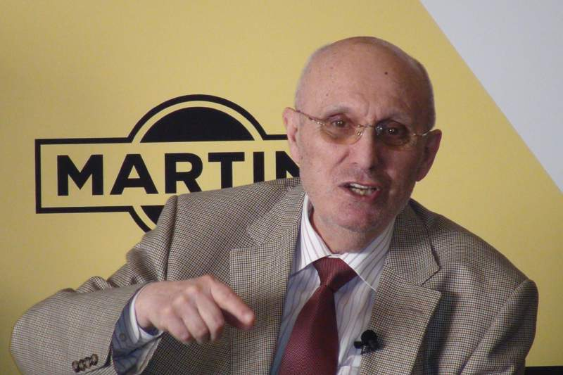Manuel Sérgio em conferência