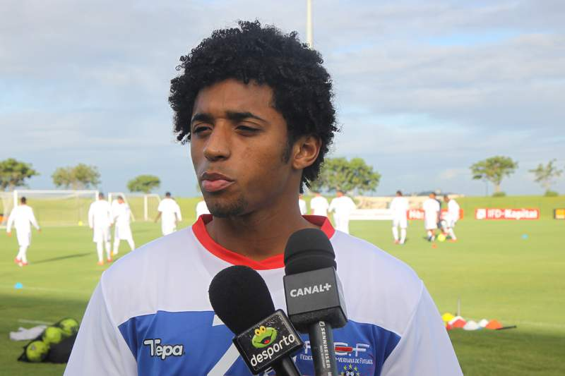 Ryan em entrevista ao SAPO Desporto