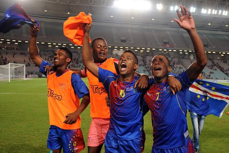 Cabo Verde alcança melhor posição de sempre no ranking FIFA