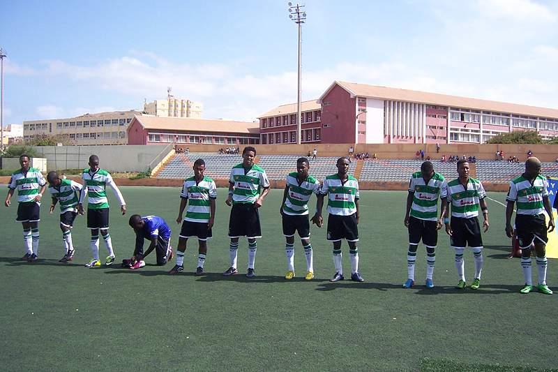 Sporting e Tchadense jogam final da Taça da Praia a 19 de maio