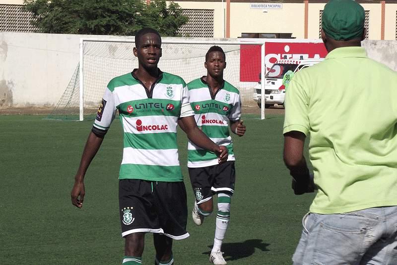 Sporting da Praia fortalece liderança