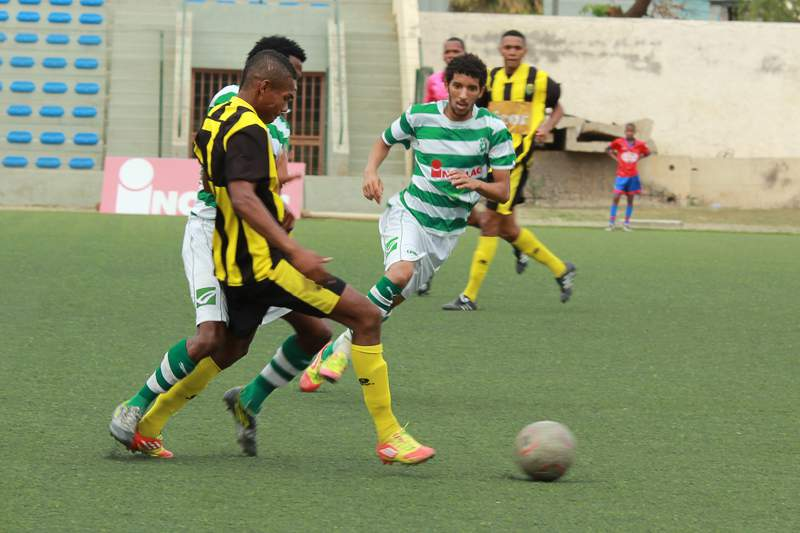 Sporting vence Tchadense na abertura da segunda jornada