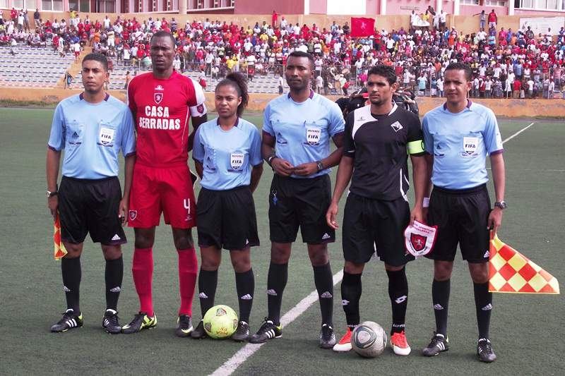 Arbitragem cabo-verdiana regressa às competições africanas
