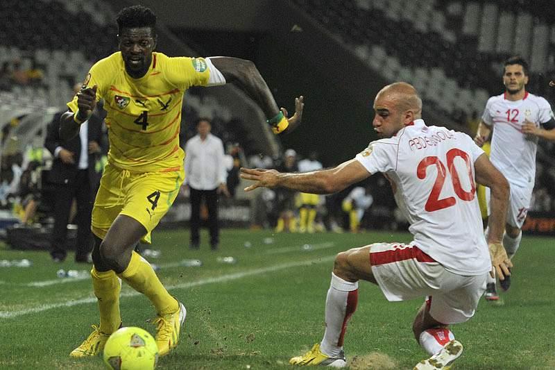 Togo de Adebayor nos quartos-de-final