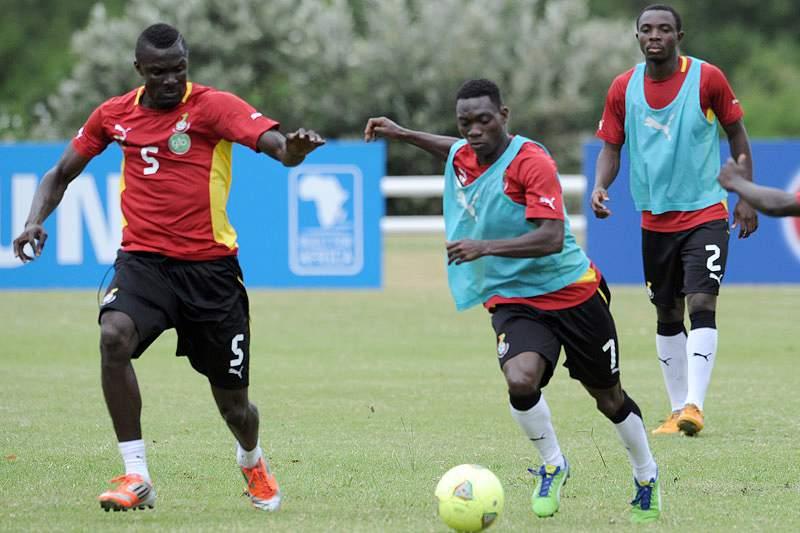 Atsu corre para a titularidade frente ao Níger