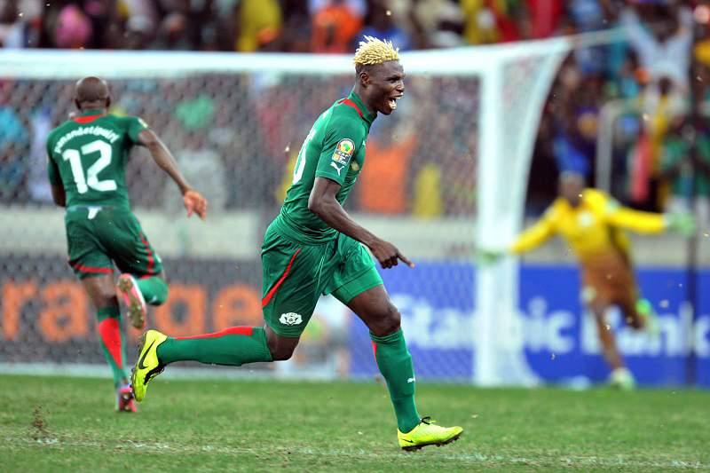 Sem Pitroipa, Burquina conta com Bance para bater a Nigéria