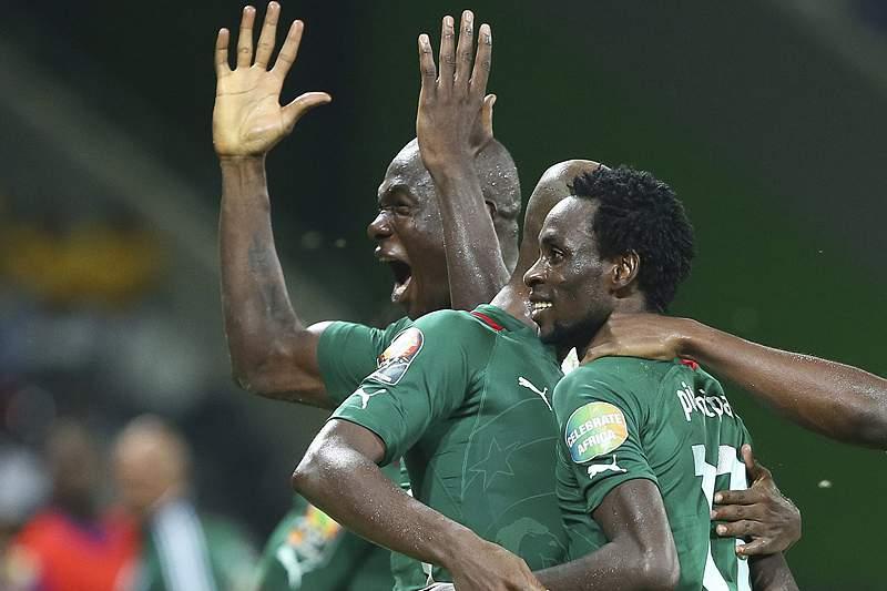 Burkina Faso elimina Togo e está nas meias-finais