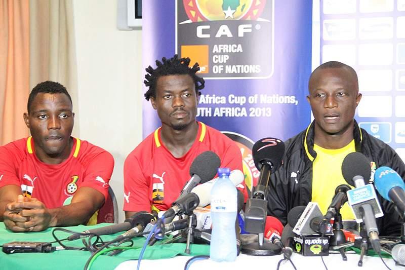 «Não treinar em Mbombela não afectará nosso jogo»